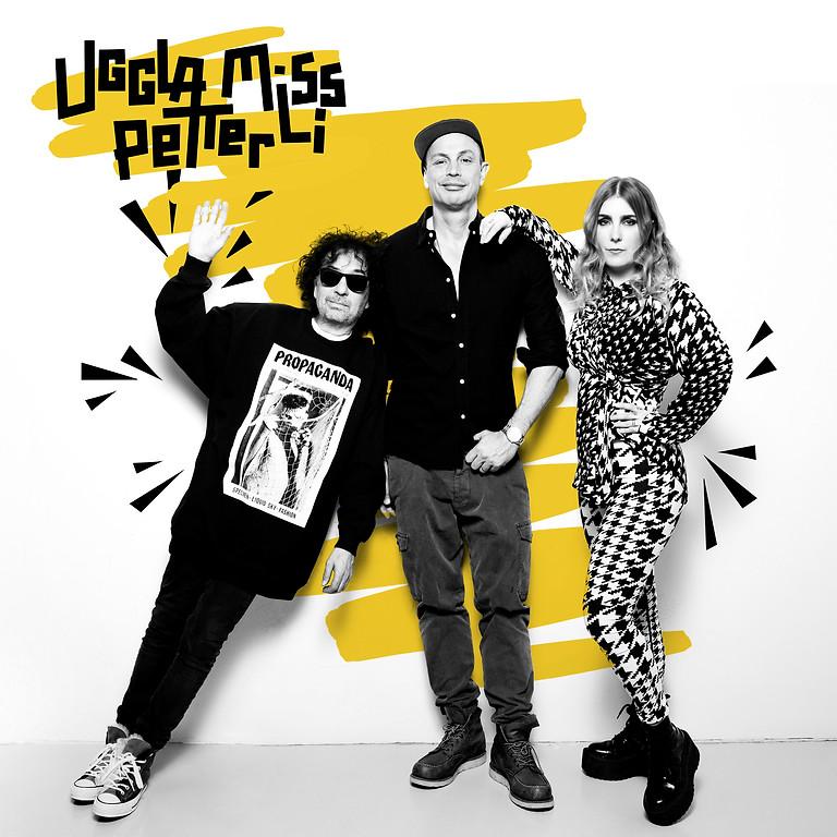 Uggla, Miss Li & Petter
