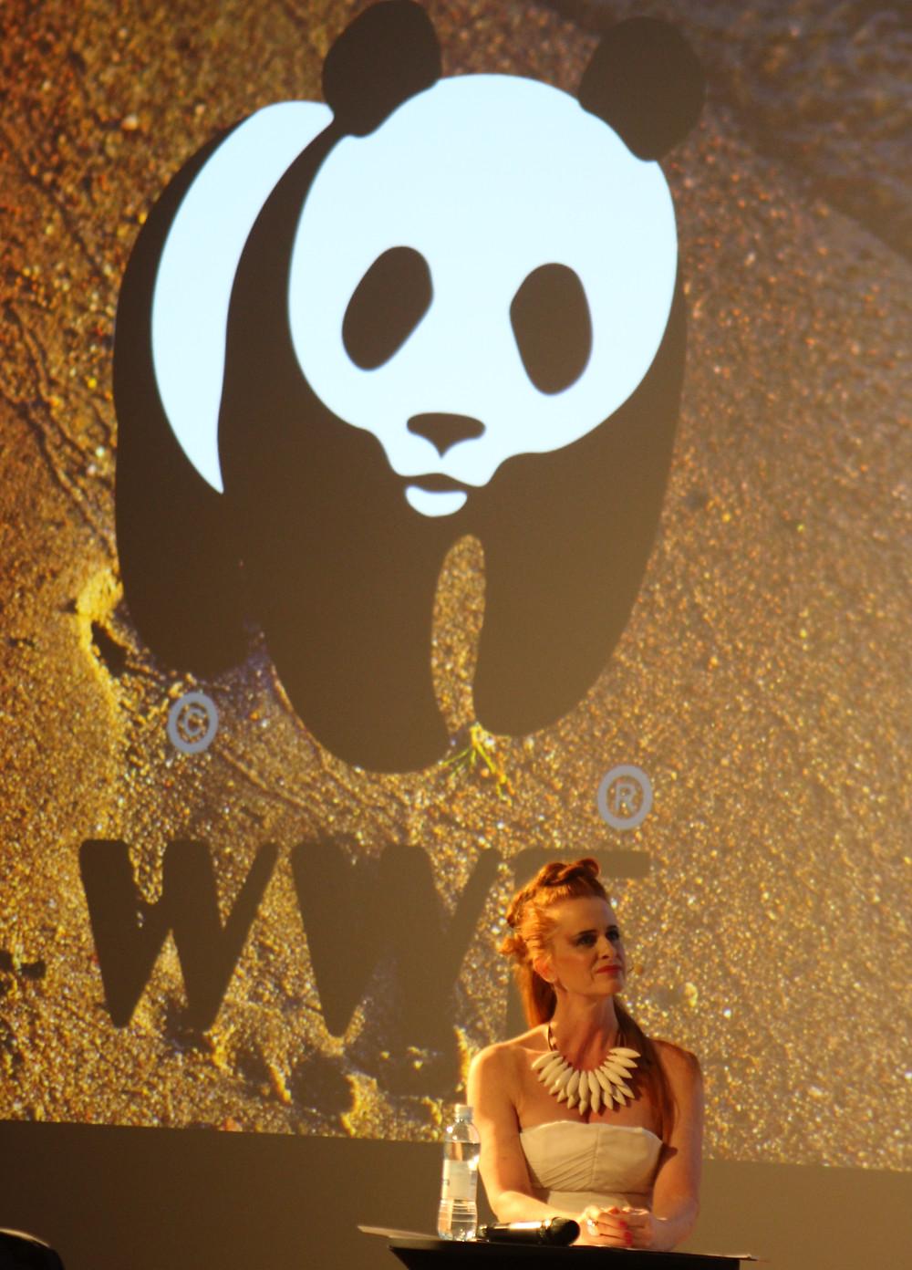 Kerätyt varat lahjoitettiin WWF:lle