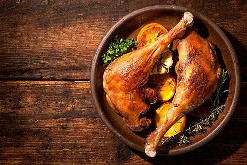 KellyBronze Turkey Legs (2 pack)