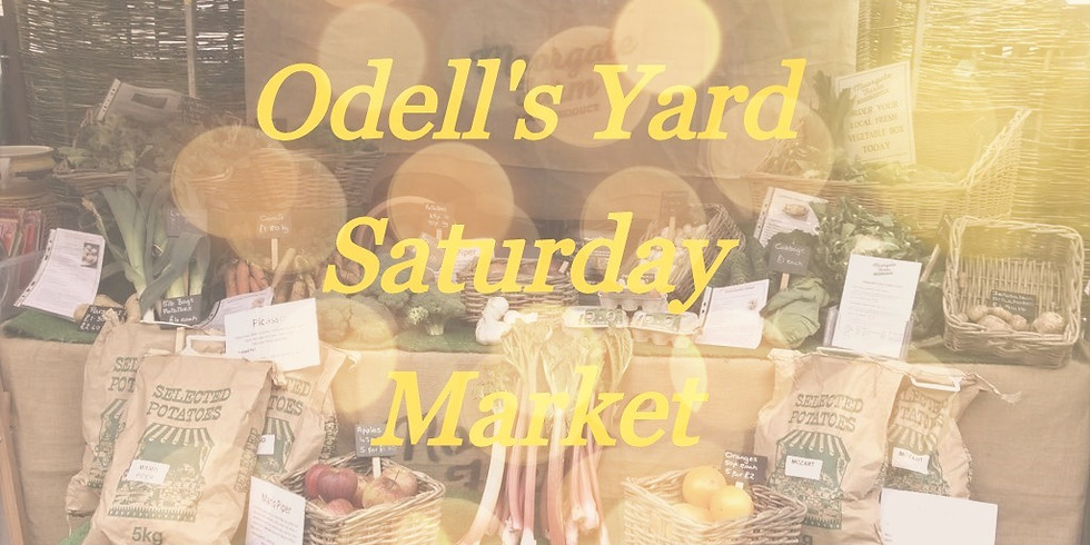 Odell's Yard Saturday Market