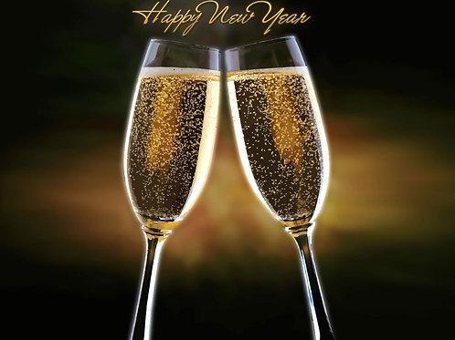 2021 New Year's Celebration Casino Night Pass