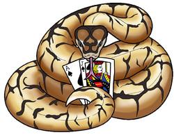 BlackJack Pythons Logo