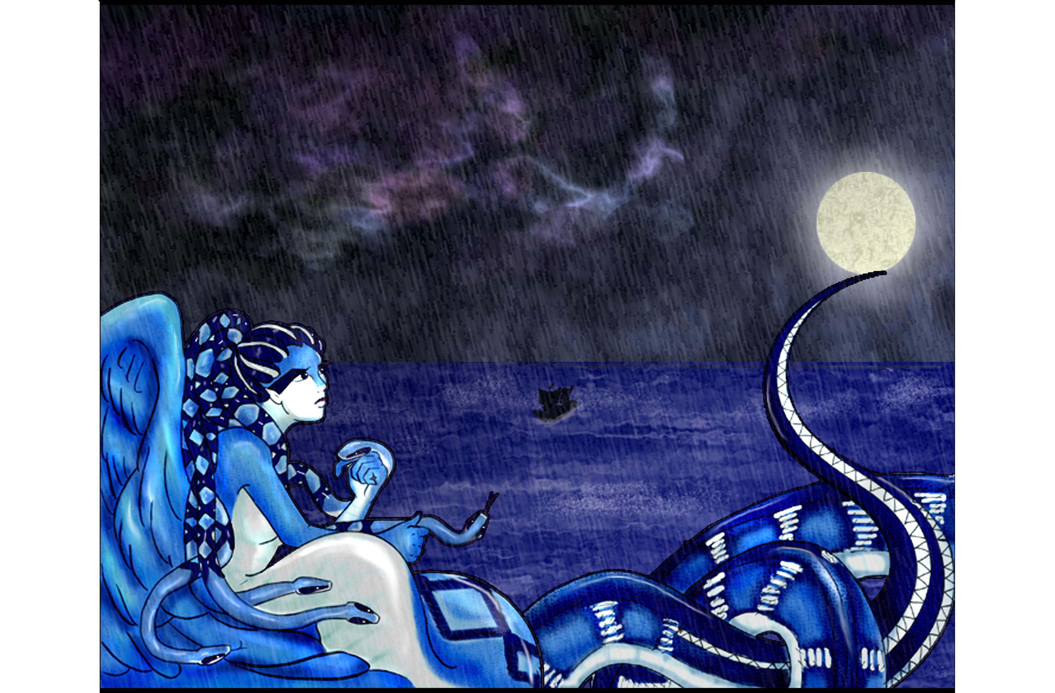 Rain Goddess