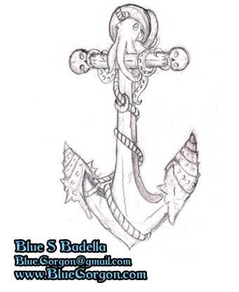 Deep Sea Anchor