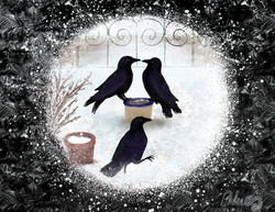 Snow Crows