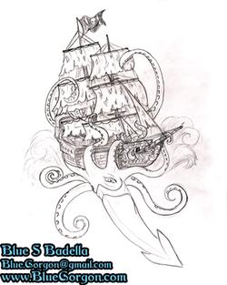Pirate Kraken