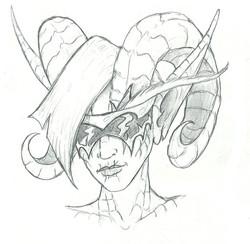 Demon Hunter Morelen