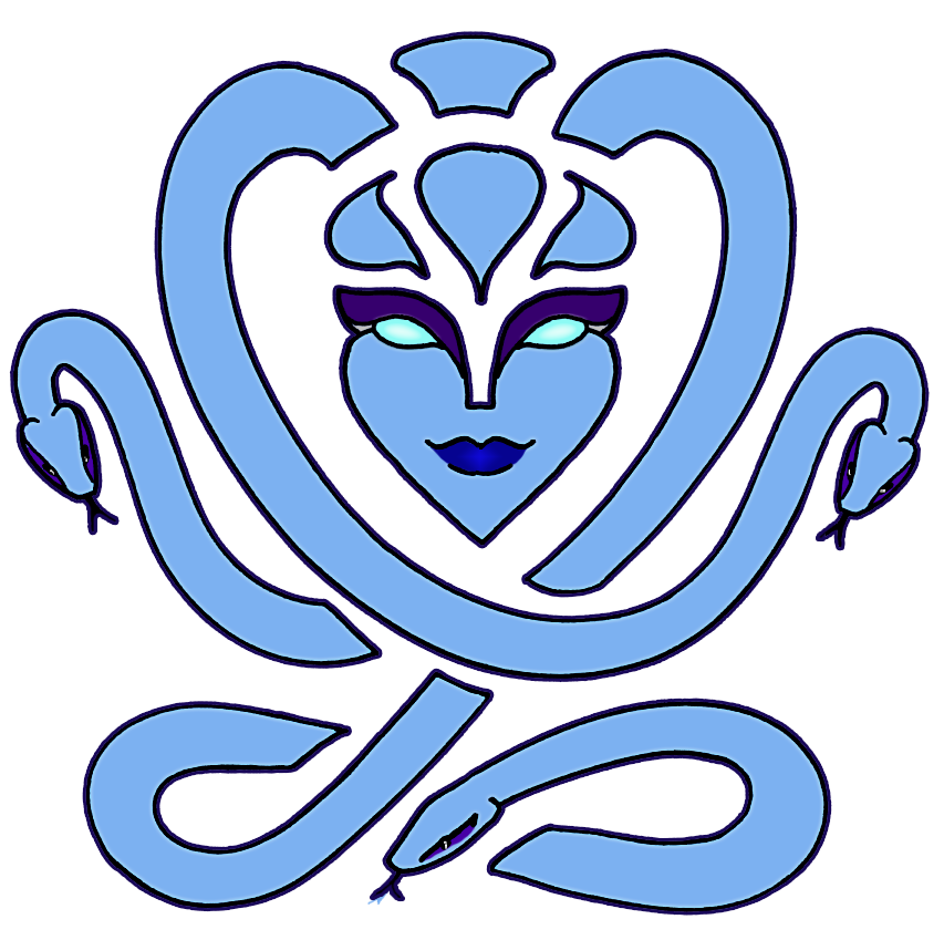 Blue Gorgon