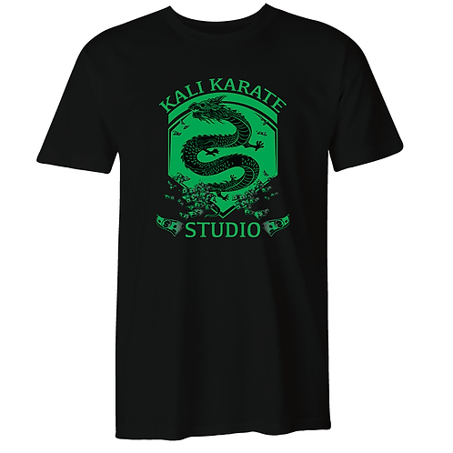 KALI KARATE DRAGON T ~ GREEN