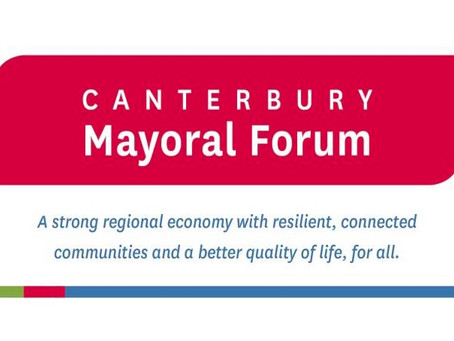 Canterbury Mayoral Forum Supports Leftfield Innovation Programme
