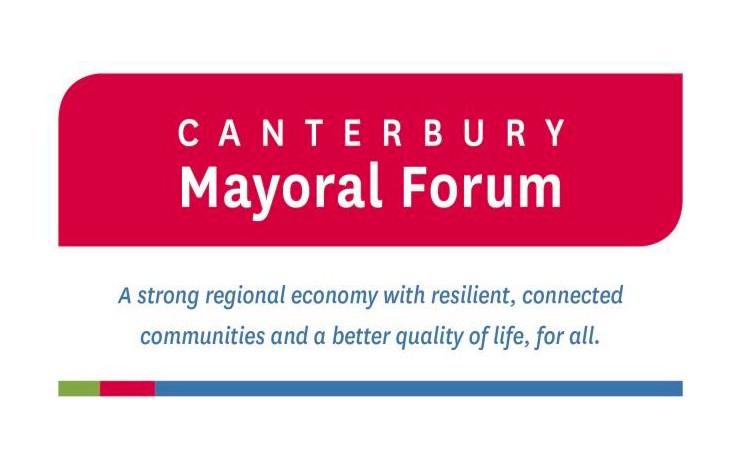 canterbury mayoral forum ecan ccc hurunui selwyn waimakariri council