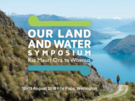 """Is the """"Our Land and Water"""" National Science Challenge heading in the right direction to deliver?"""