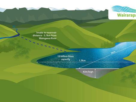 Wairarapa Water Scheme Taps Leftfield Expertise