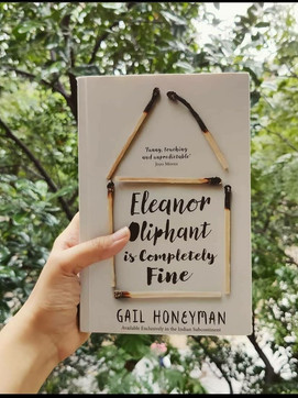 'Eleanor Oliphant is Completely Fine': Book review!