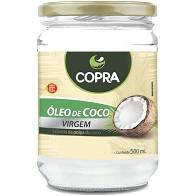 OLEO DE COCO VIRGEM