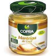 MANTEIGA DE COCO CREMOSA VEGANA