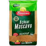 ACUCAR MASCAVO