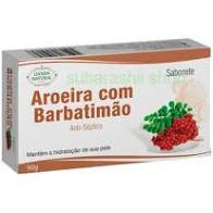 SABONETE AROEIRA COM BARBATIMAO