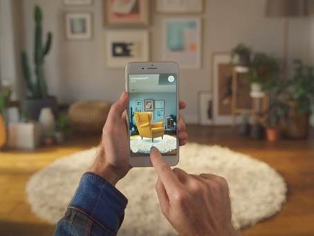 Experience Furniture using AR.