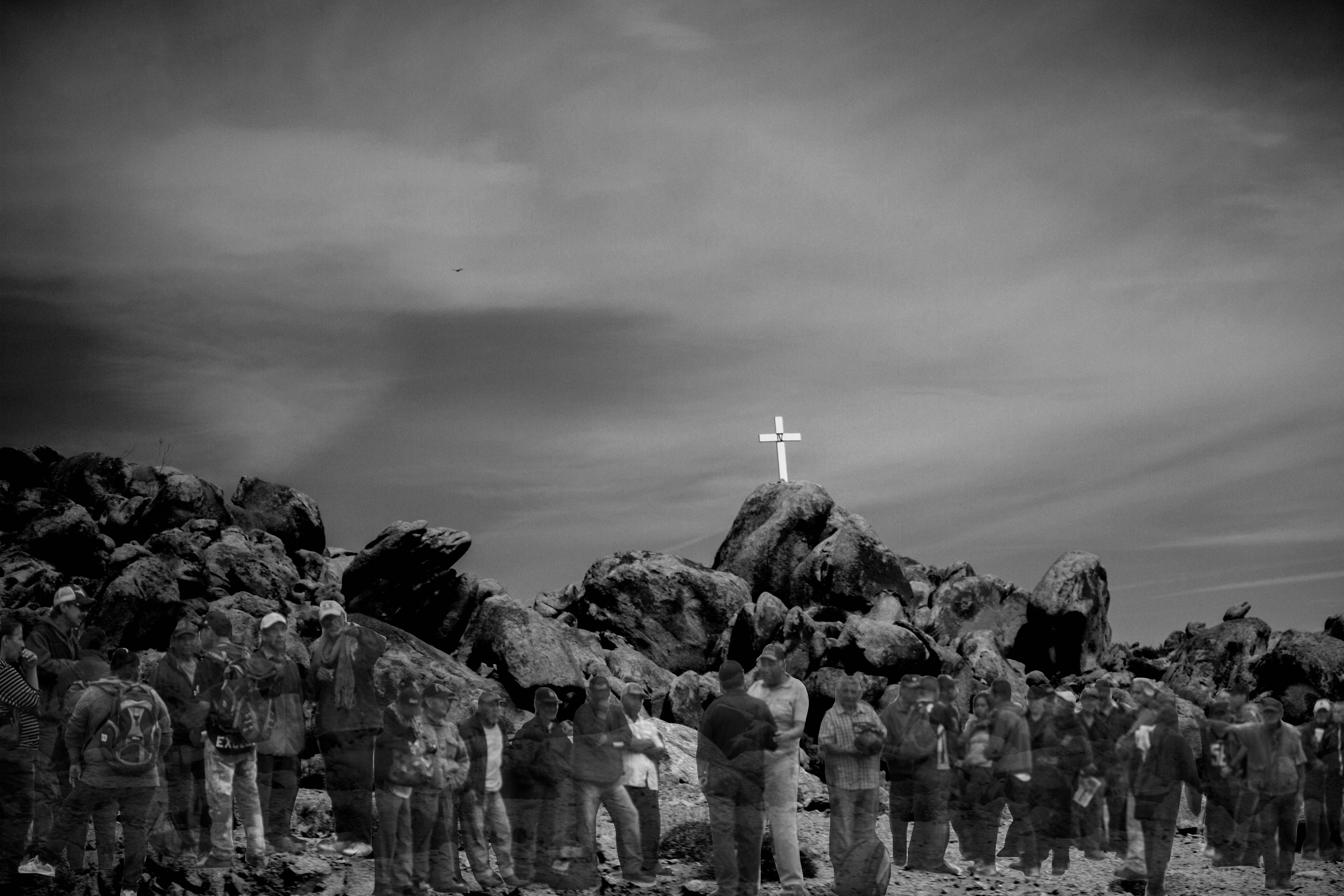 Foto Muertos Falsos