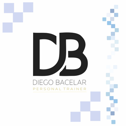 LOGOTIPO PARA DIEGO BACELAR PERSONAL TRAINER
