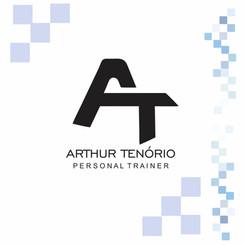 LOGOTIPO PARA ARTHUR TENÓRIO PERSONAL TRAINER