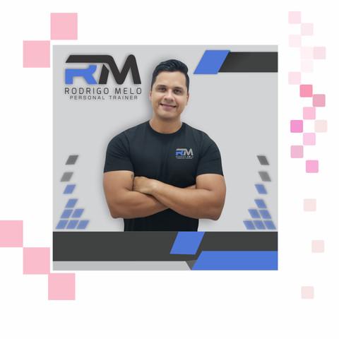 ARTE PARA FEED INTAGRAM - RODRIGO MELO PERSONAL