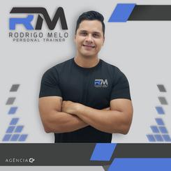 ARTES PARA FEED PARA RODRIGO MELO - PERSONAL TRAINER