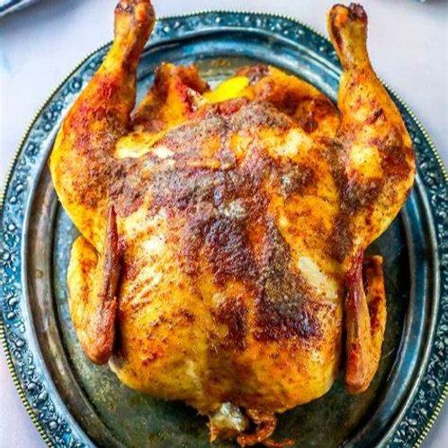 Whole Chicken - Cajun $24.99 p/kg