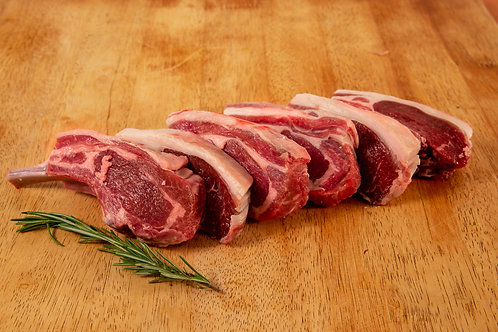 Lamb Cutlet $51.50 p/kg