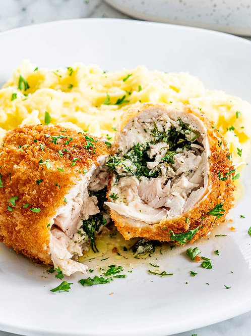 Chicken Kiev $11.50 each