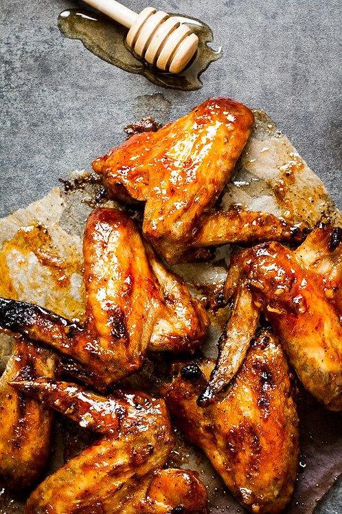 Chicken Wings - Honey & Rosemary $19.99p/kg