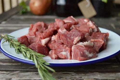 Diced Lamb $38.50 p/kg
