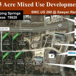 Developer nixes sewage plant on Barton Creek