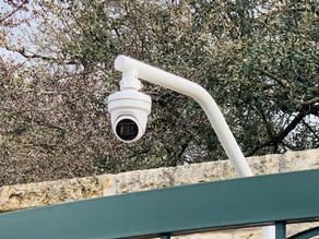 Polo Club Adds Security Cameras
