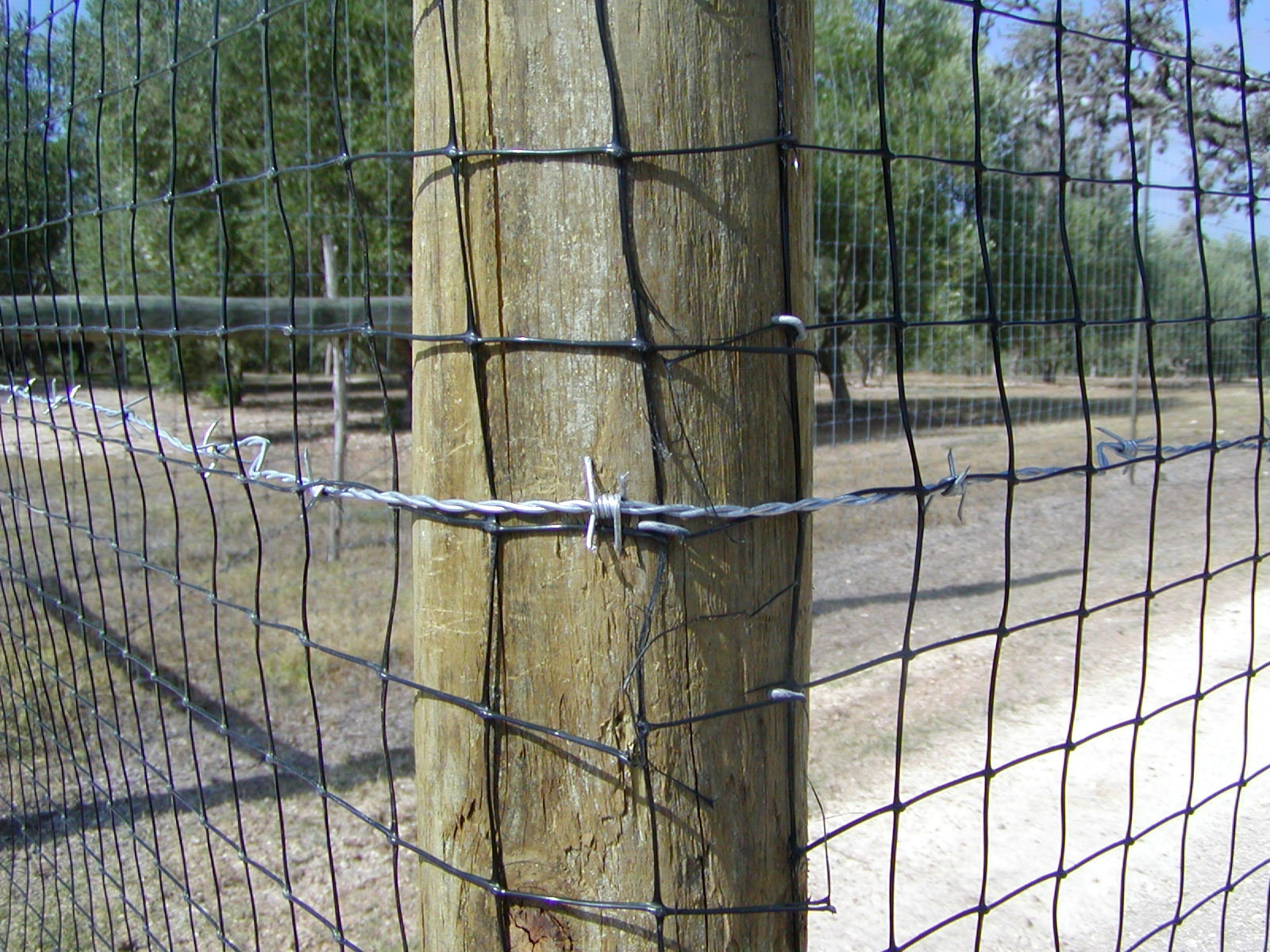 Deer Fence Tension Wire