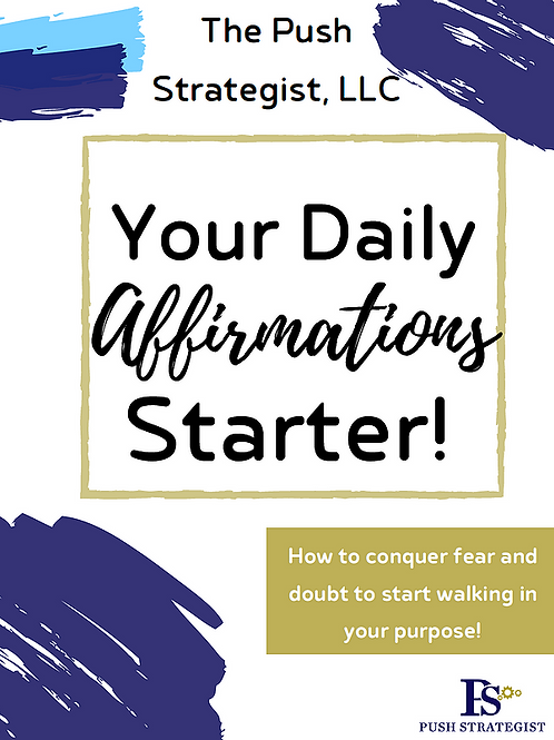 Daily Affirmations Starter!