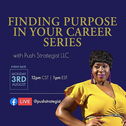 Finding Purpose in Your Career-Nursing Cheat Sheet