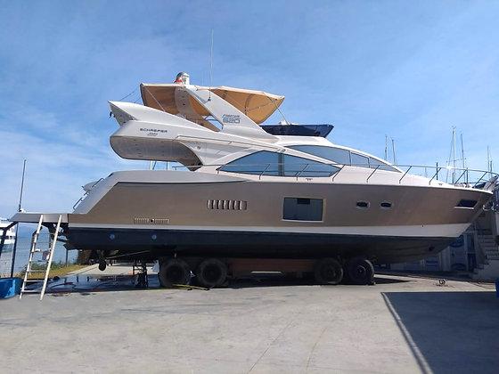 Schaefer Yachts - Phantom 620 ano 2013