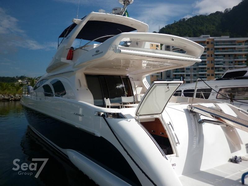 Intermarine 760 Full ano 2008