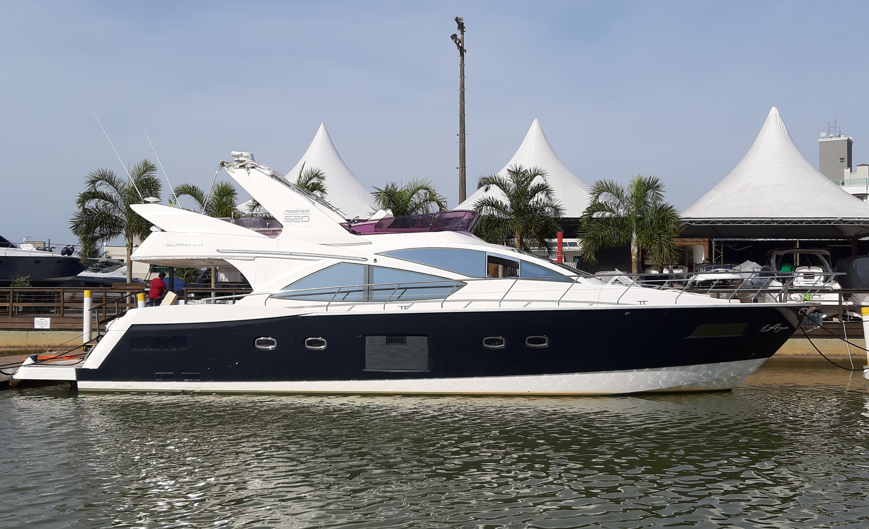 Schaefer Yachts - Phantom 620 ano 2012