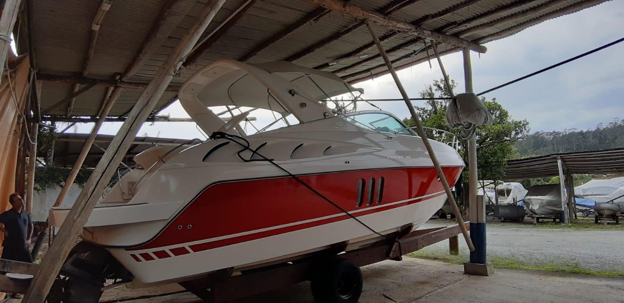 Schaefer Yachts Phantom 360 ano 2010