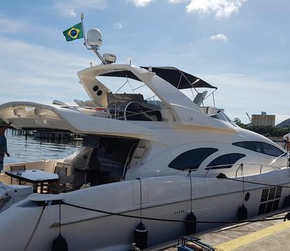 Intermarine 760 full ano 2007 (4° proprietário)