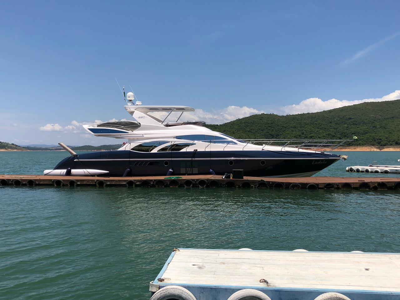 Intermarine/Azimut 680 full Ano 2009.