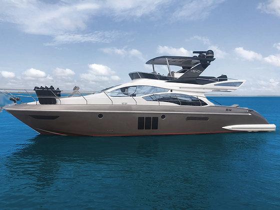 Intermarine 54.5 ano 2011