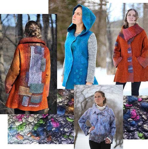 garment making, intermediate
