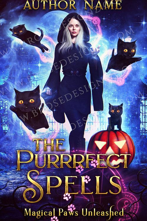The Purrrfect Spells