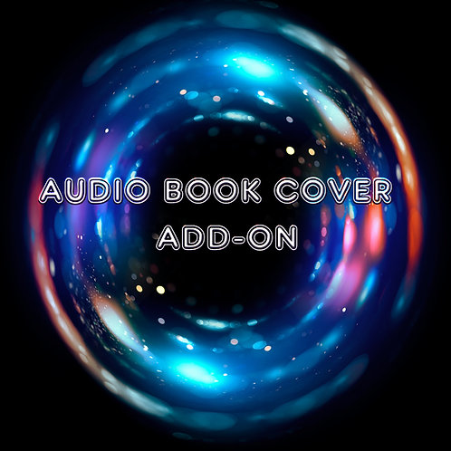 Audio Book Cover  Add-On