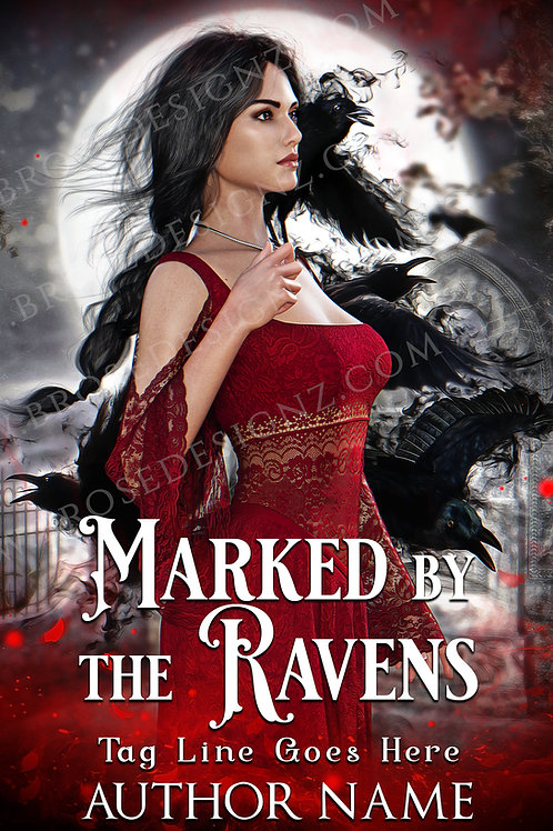 Marked by the Ravens