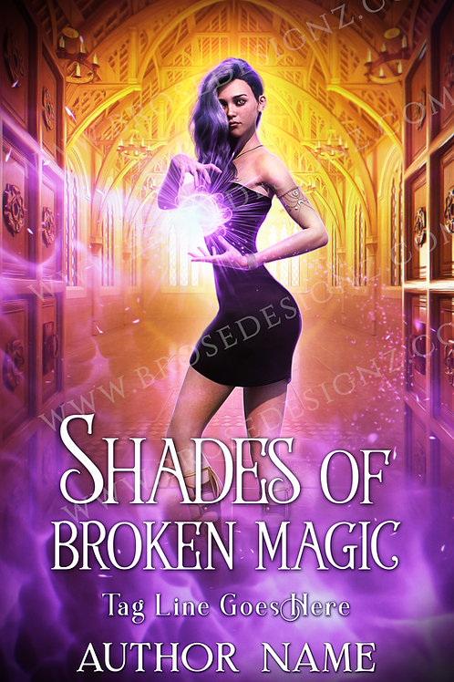 Shades of Broken Magic